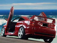 Mazda CX9 Vertical Lambo Doors Bolt On 07 08 09 up
