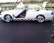 Infiniti I30 Vertical Lambo Doors Bolt On 96 97 98 99