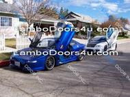 Ford MK2 Vertical Lambo Doors Bolt On 04 05 06 07 08 09