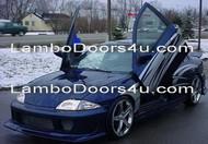 Toyota Cavalier Vertical Lambo Doors Bolt On 95 96 97 98 99 00