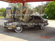 Infiniti M35 Vertical Lambo Doors Bolt On 06 07 08 09 10
