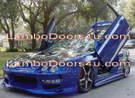 Acura Integra Vertical Lambo Doors Bolt On 2dr 4dr 90 91 92 93