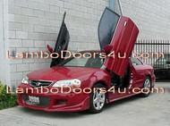 Acura CL Vertical Lambo Doors Bolt On 01 02 03