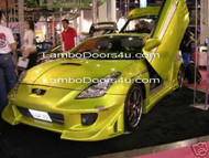 Toyota Celica Vertical Lambo Doors Bolt On 00 01 02 03 04 05 06