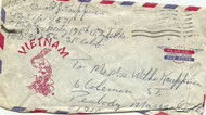 Arnold's Letter Home: August 23rd 1966
