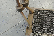 1970-74 Dodge Challenger Heater Core NON Air Conditioning AC OEM