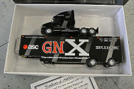 Buick GNX ASC 1/64 Scale Commemorative Edition Transporter 72/547 Gold Plated