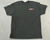 Windy City Muscle Cars 1969 Camaro Z28 Graphic Short Sleeve T Shirt Mens Black