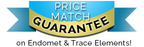 Price Match Guarantee on endomet & Trace Elements