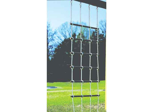 """The 36"""" wide ladder is a great choice for your playset."""