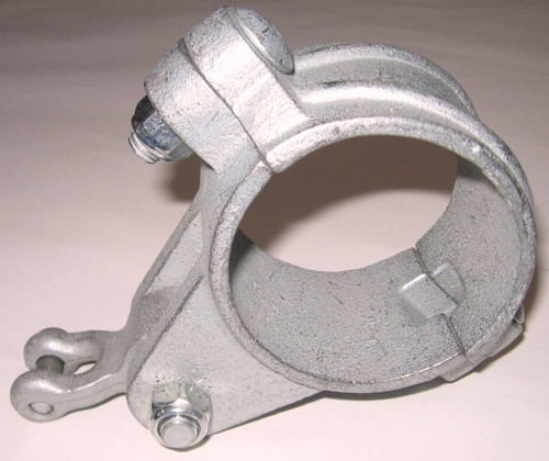 SH114 Commercial 2 3/8 OD Ductile Pipe Swing Hanger with Shackle Pendulum