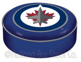Winnipeg Jets Bar Stool Seat Cover