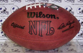 """Wilson Official NFL Football - Throwback """"Pete Rozelle"""""""