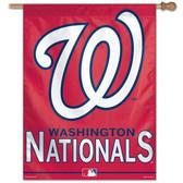 "Washington Nationals 27""x37"" Banner"