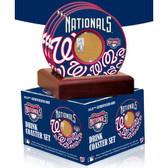 Washington Nationals 2010 Game Used Dirt Coasters