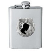 United States P.O.W. M.I.A. Flask