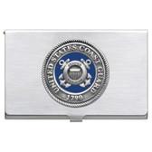United States Coast Guard Business Card Case Set