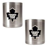 Toronto Maple Leafs Can Holder Set