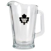 Toronto Maple Leafs 60oz Glass Pitcher