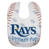Tampa Bay Rays Baby Bib - Full Color Mesh