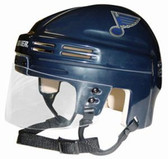 St Louis Blues Home Mini Helmet