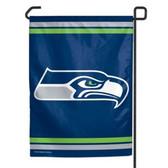 "Seattle Seahawks 11""x15"" Garden Flag"
