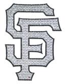 San Francisco Giants Bling Auto Emblem