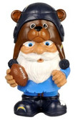 San Diego Chargers Mad Hatter Gnome