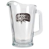 San Antonio Spurs 60oz Glass Pitcher