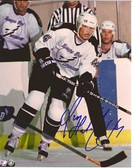 Roman Hamerlik Tampa Bay Lightning Signed 8x10 Photo