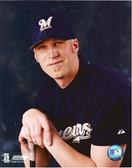 Richie Sexson Milwaukee Brewers 8x10 Photo #1