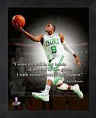 Rajon Rondo Boston Celtics 11x14 ProQuote Photo