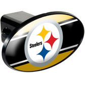 Pittsburgh Steelers Trailer Hitch Cover HCC2017