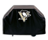 """Pittsburgh Penguins 72"""" Grill Cover"""