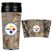 Pittburgh Steelers Travel Tumbler