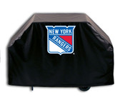 """New York Rangers 60"""" Grill Cover"""
