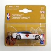New York Knicks 1:64 Chevy Camaro