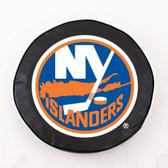 New York Islanders Black Tire Cover, Large