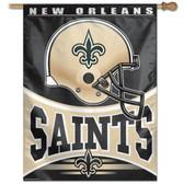 """New Orleans Saints 27""""x37"""" Banner"""