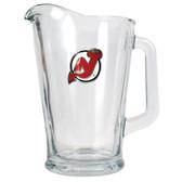 New Jersey Devils 60oz Glass Pitcher