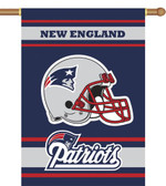 New England Patriots 2-Sided 28 x 40 House Banner