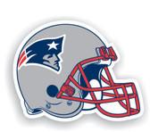 "New England Patriots 12"" Vinyl Magnet Set Of 2"