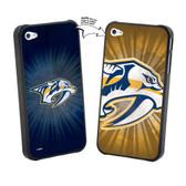 Nashville Predators iPhone 4/4S NHL  Large Logo Lenticular Case