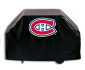 """Montreal Canadiens 60"""" Grill Cover"""
