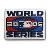 MLB World Series Patch 2006 Logo