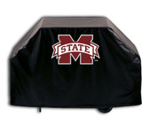 """Mississipi State Bulldogs 60"""" Grill Cover"""