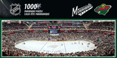 Minnesota Wild Panoramic Stadium Puzzle