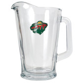 Minnesota Wild 60oz Glass Pitcher