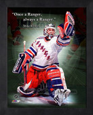 Mike Richter New York Rangers 8x10 Framed ProQuote