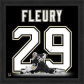 Marc-Andre Fleury  Pittsburgh Penguins 20x20 Framed Uniframe Jersey Photo
